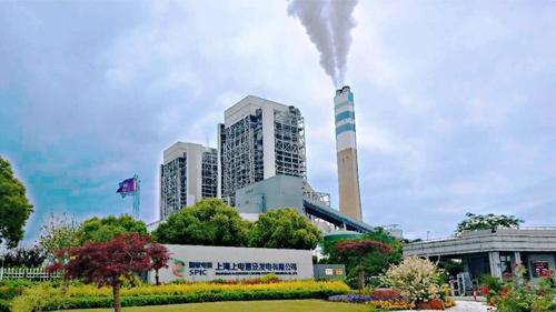上海大漕泾电厂